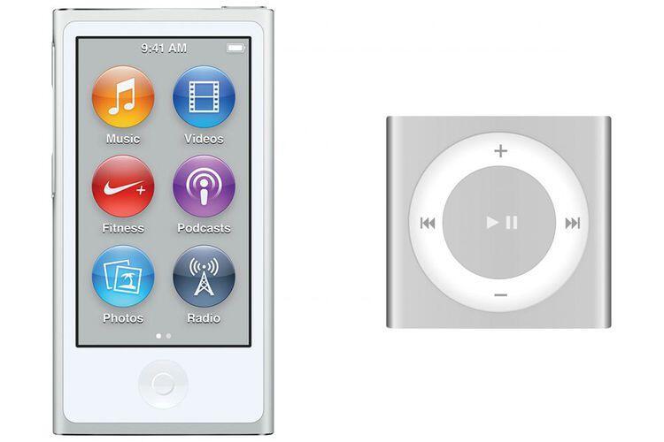 iPod Shuffle dan Nano Akan Dipensiunkan!