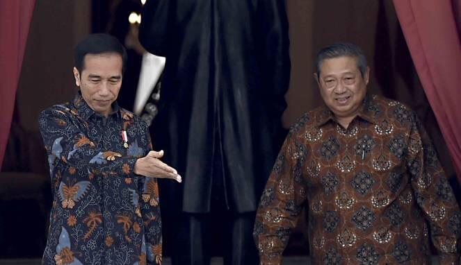 Jokowi: Pernyataan SBY Sangat Berlebihan