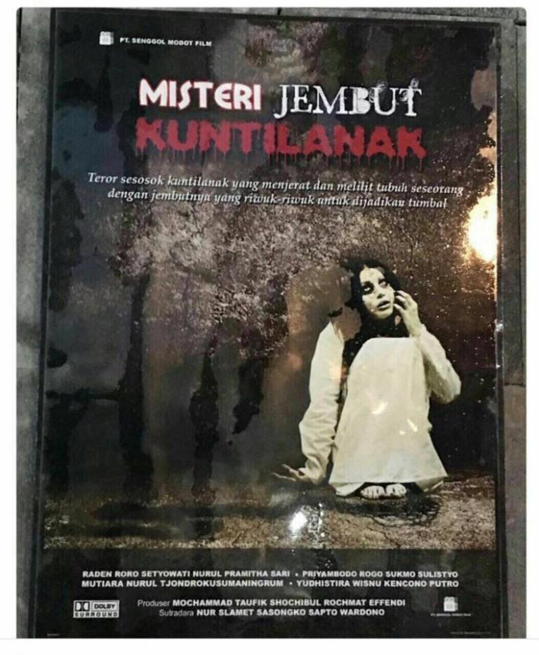 Keren Judul Film Horor Terbaru Di Indonesia Misteri Jembut