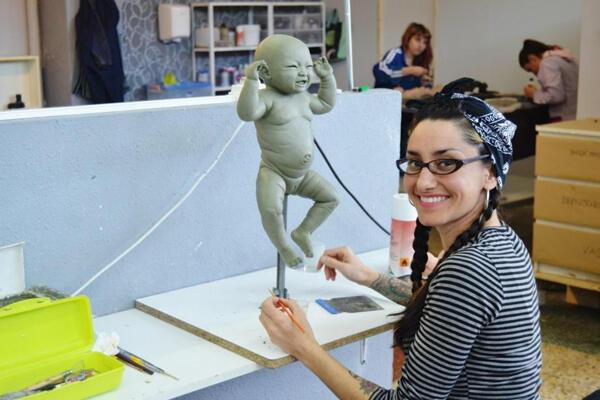 Bayi Mainan Mirip Manusia be6ef1bffc