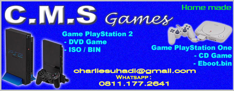 Jualan Game PlayStation 2 (PS2) & PlayStation ...