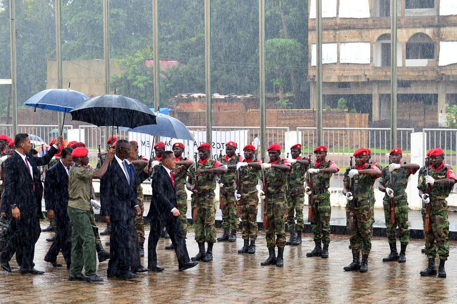 Republik Indonesia dan Republik Guinea Bissau Sepakati Jalin Kerja Sama Pertahanan