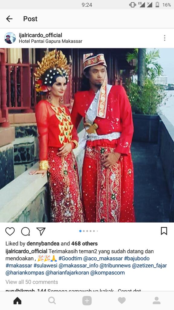 cerita pria makassar yang nikahi bule prancis ngobrol pakai google