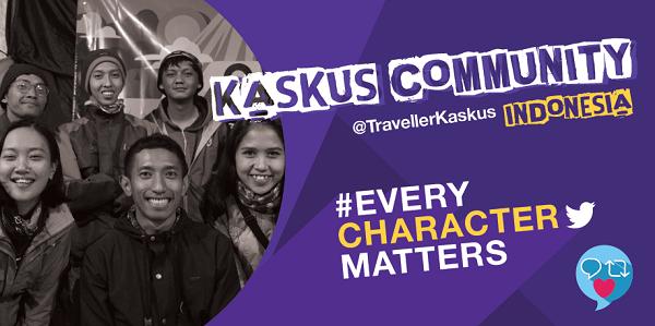 LIVE: TravellerKaskus Beraksi di Event Internasional, Gan!