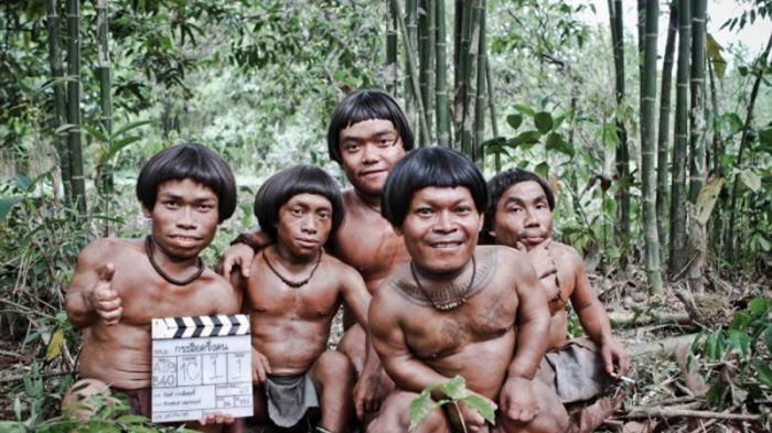Suku Suku Bertubuh Cebol Dan Berwajah Manusia Purba Yang Masih Ada