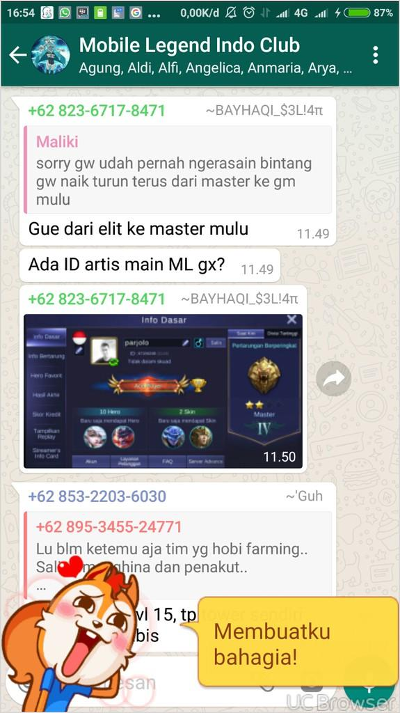 as ) link kumpulan grup whatsapp | KASKUS