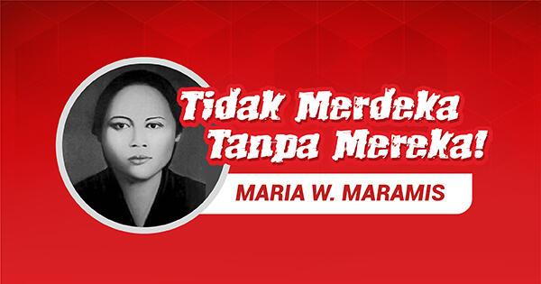 Maria Walanda Maramis: Permata dari Minahasa