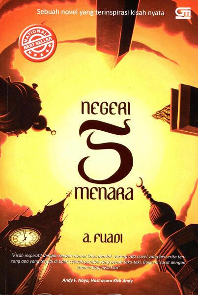 Buku-Buku Indonesia Terbaik yang Agan Perlu Baca