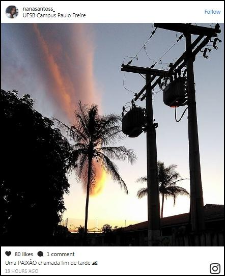 Heboh!! Inilah Wujud Awan Seram yang Meneror Warga Brazil