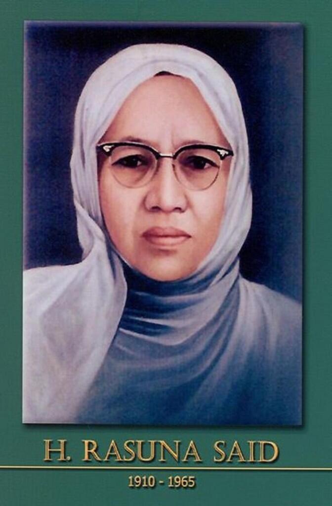 Rasuna Said, Singa Betina dari Sumatera