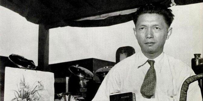 John Lie Sang Hantu Selat Malaka