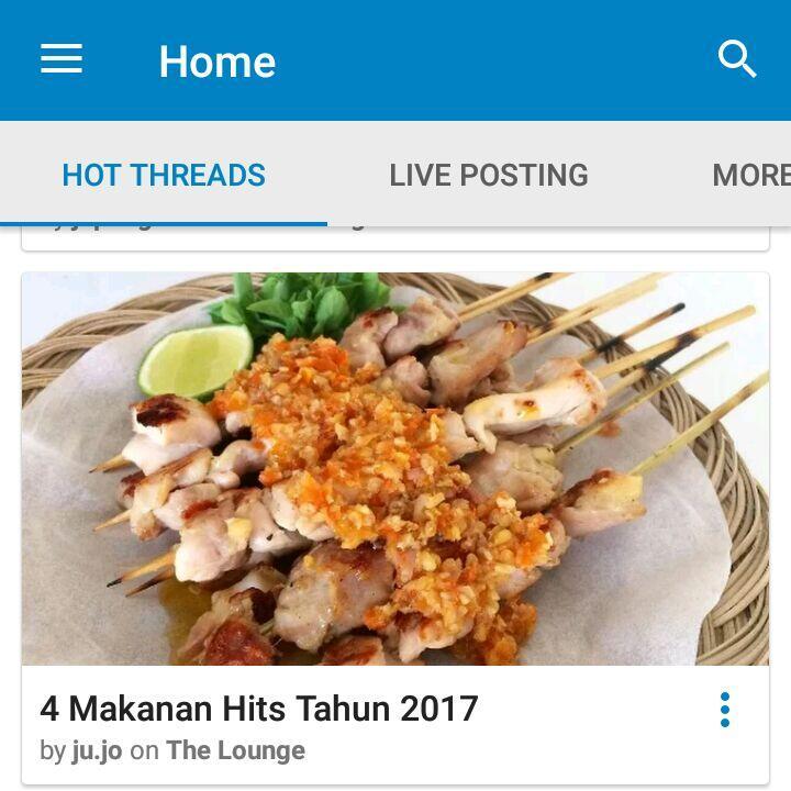 4 MAKANAN HITS TAHUN 2017 VERSI BANG ALEK!