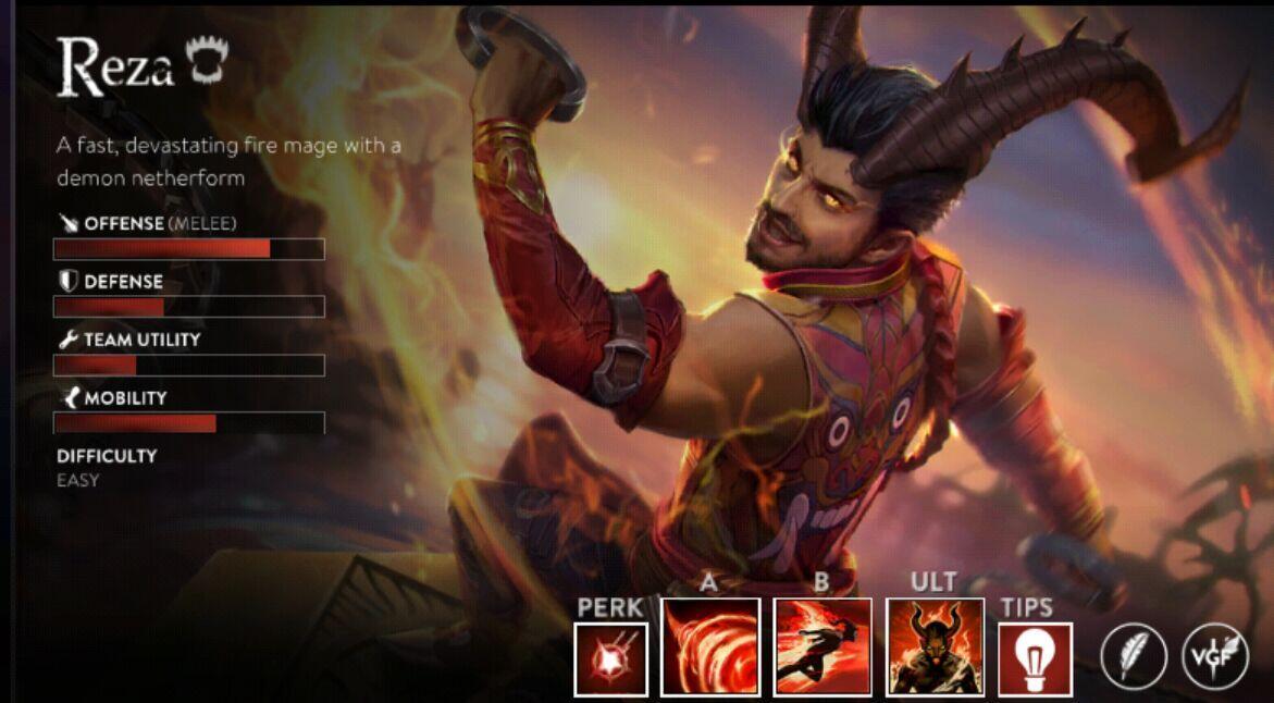 Hero Baru Vainglory Dengan Cita Rasa Indonesia