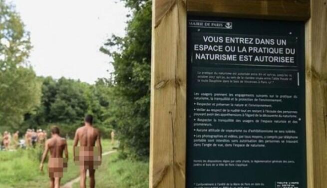 Fakta Mengenai Taman Telanjang Paris yang Dijamin Buat Kamu Melongo