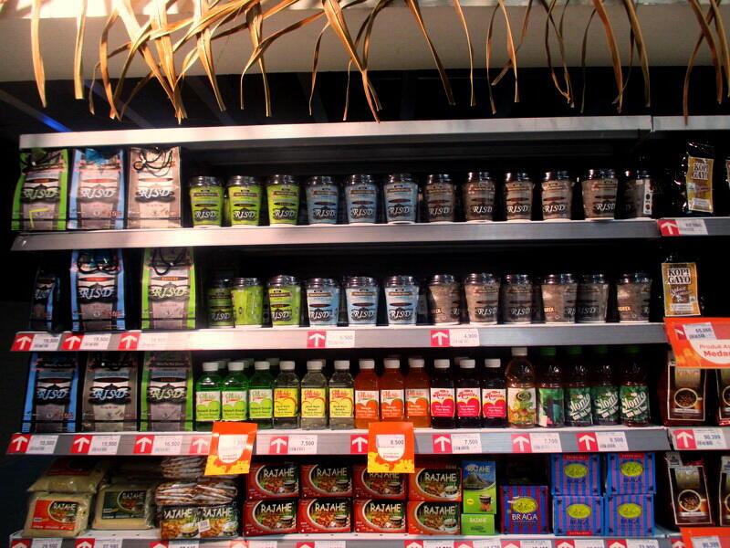 Peluang Kerjasama Keagenan Untuk Memasarkan Produk RISD di Supermarket / Retail