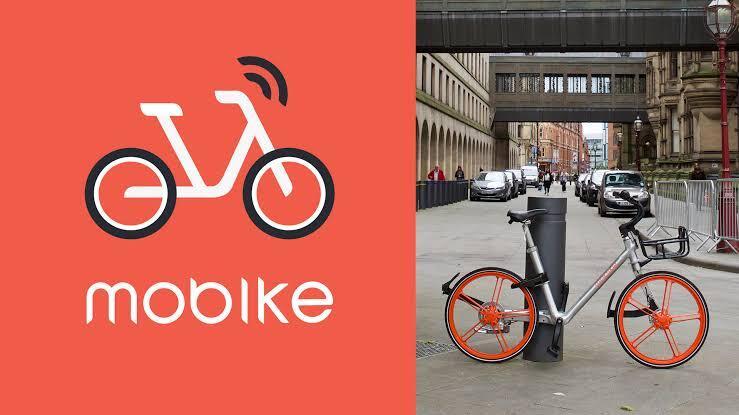 Mobike Applikasi Penyewaan Sepeda