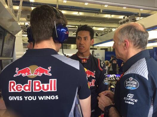 GP Singapura, Gelael Teruskan Perjuangan Rio Haryanto di F1
