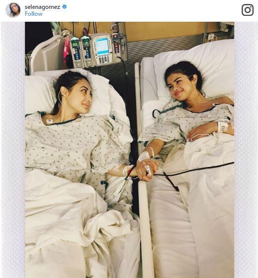 Selena Gomez Menjalani Operasi Transplantasi Ginjal