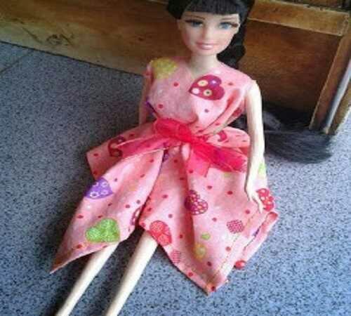 Cara Mudah Membuat Baju Barbie Sendiri Kaskus