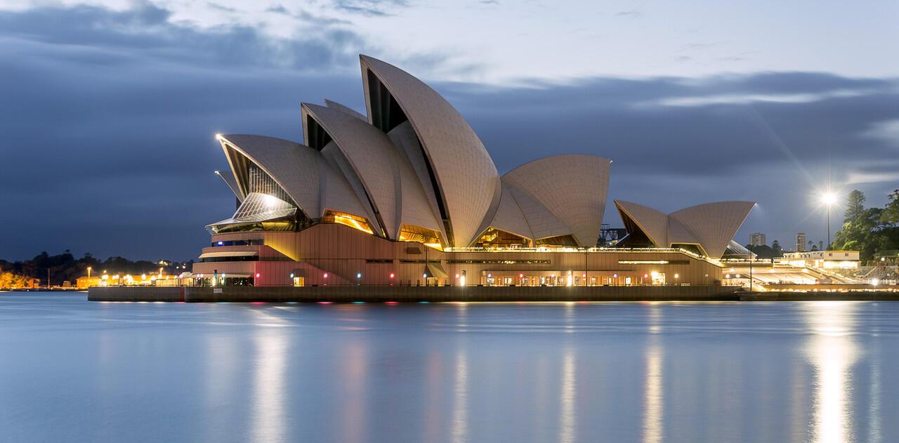 Sydney Opera House Bakalan Punya Saingan
