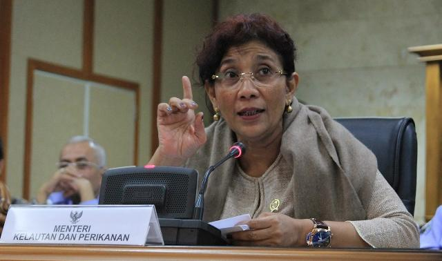 Menteri Susi Siapkan Pensiun Dini 1.000 Pegawai KKP