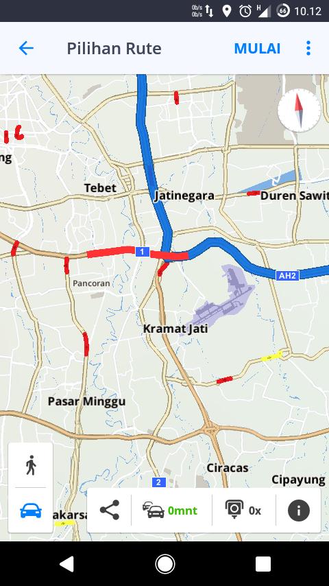 Sistem Navigasi (GPS) Android - Page 338 | KASKUS