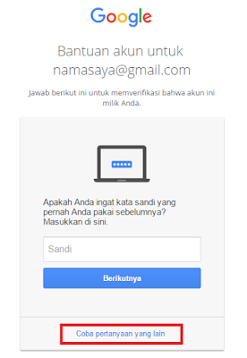 [TIPS] Pemulihan Akun Google/Gmail kena Hacked