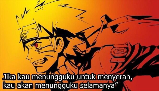 10 Quote Inspiratif Naruto yang Nggak Kalah Bijak dari Petuah Mario Teguh