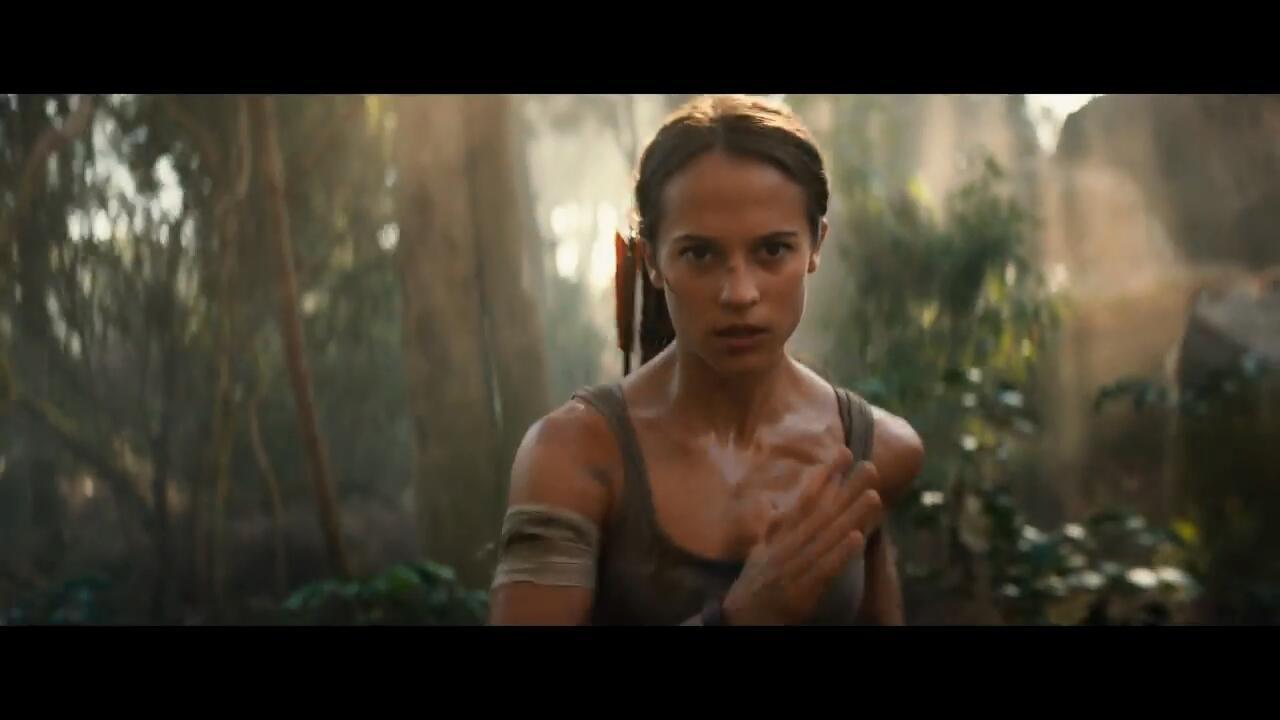Aksi Alicia Vikander sebagai Lara Croft di Trailer #1 TOMB RAIDER