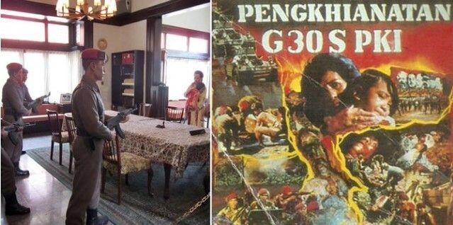 Image result for Pro-Kontra film G30SPKI, Nyata atau Hantu!