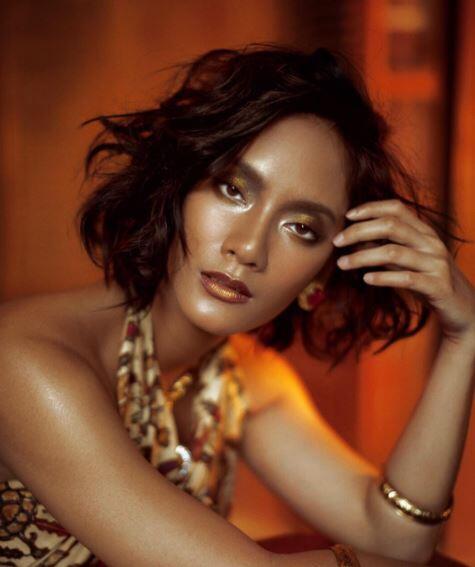 Artis Asia Cantik Berkulit Sawo Matang