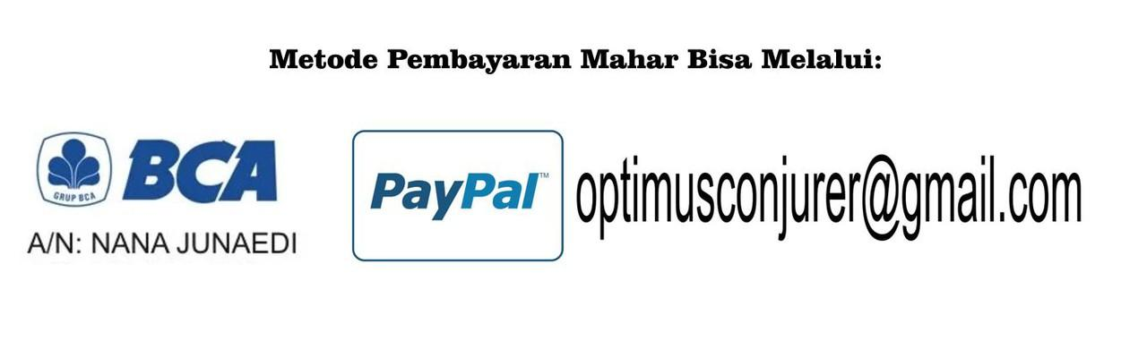 KUMPULAN TESTIMONI >>OptimusSpiritConjuration<<