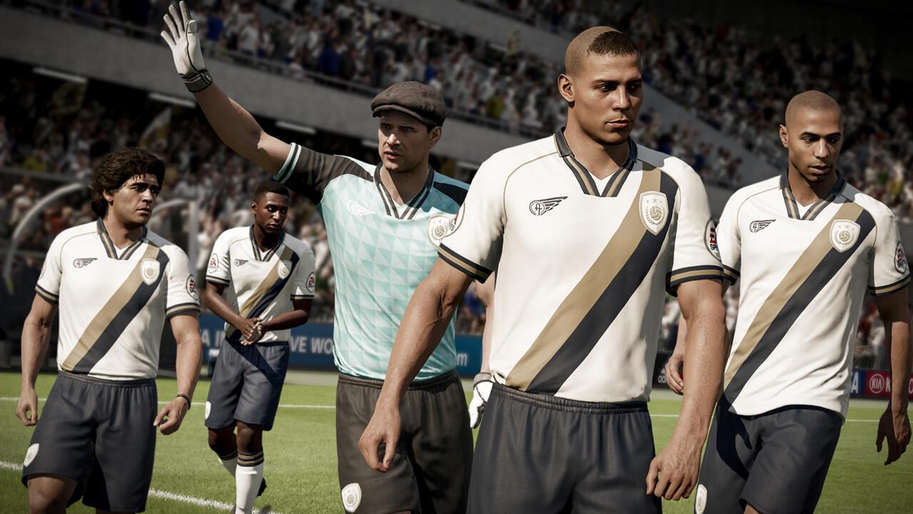 »» FIFA 18 - More Than A Game ««
