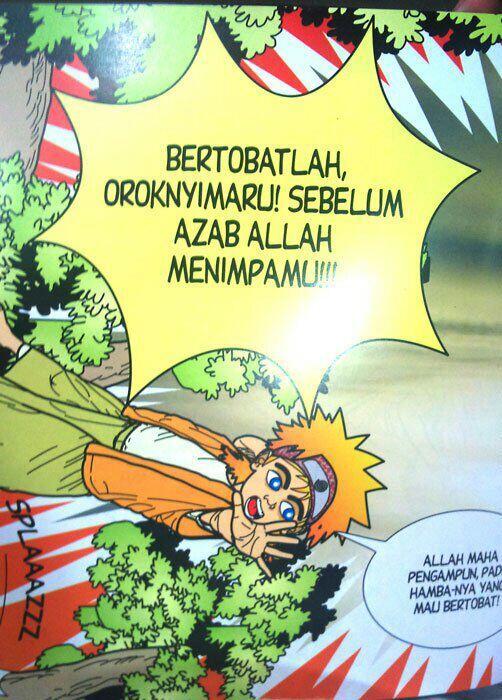 63+ Gambar Naruto Santri Paling Bagus