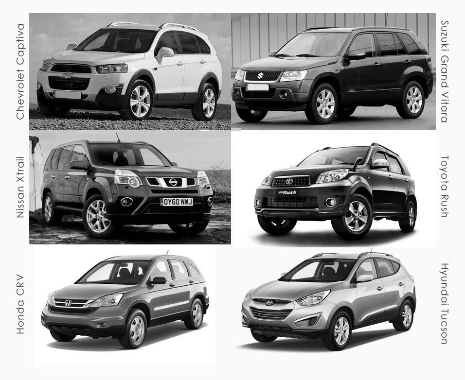 Mobil SUV Bandel! (2007 - 2011) Help me!