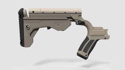 Apa Itu Senjata Semi Otomatis AR 15 yang digunakan oada