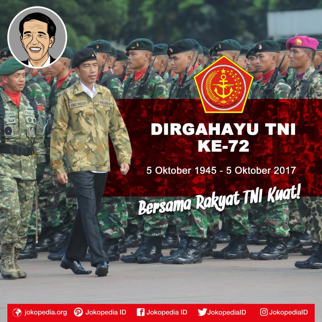 HUT Ke-72 TNI, Panglima Bicara Masa Reformasi hingga Kini