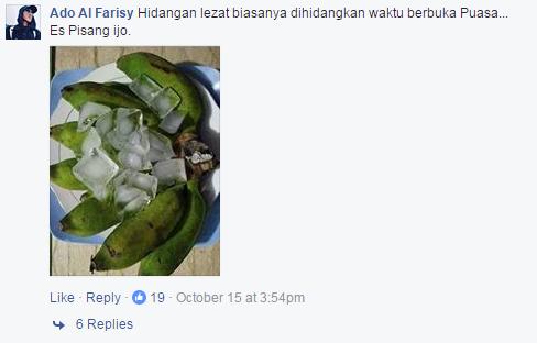 15 komentar Facebook yang gak jelas tapi ... ah sudahlah ...