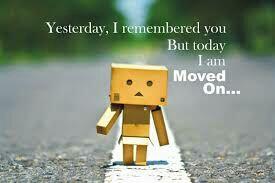 10 Langkah Mudah Untuk Move On