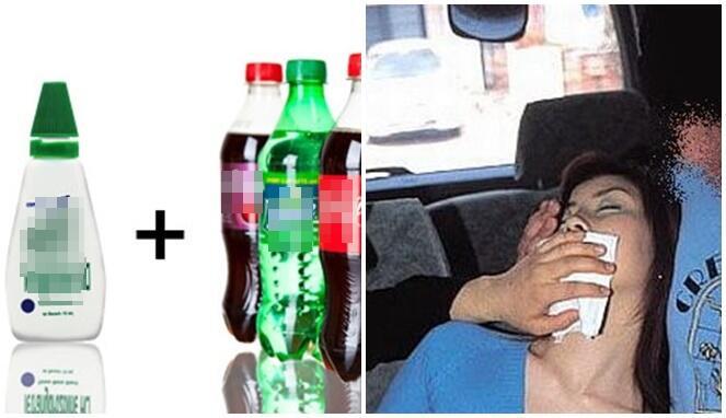 menguak fakta minuman bersoda dicur obat tetes mata yang