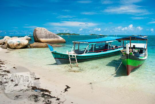 Pantai dan Pulau yang HARUS Agan Kunjungi Saat ke Belitung ...