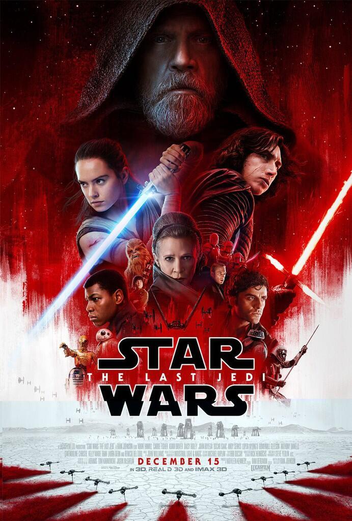 Trailer Star Wars 'The Last Jedi' yang Penuh Ketegangan