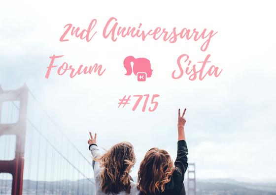 [INVITATION] Beauty Class & Gathering 2nd Anniversary Forum Sista