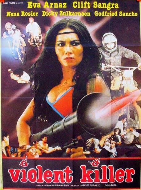11 Poster langka film dewasa Indonesia 80-90an, judulnya 'serem' semua