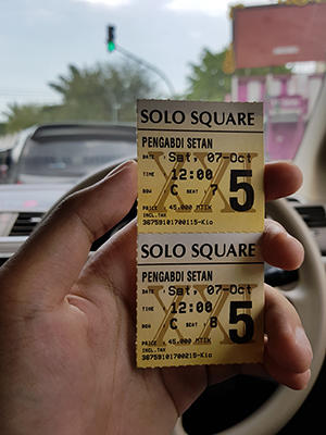 Terjual Rajatiketbioskop Jasa Beli Tiket Nonton Bioskop 21 Xxi Imax Mtix Cgv Cinemas