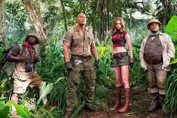 Reboot Jumanji : Welcome To The Jungle Dirilis Utk Menghormati Robin Williams