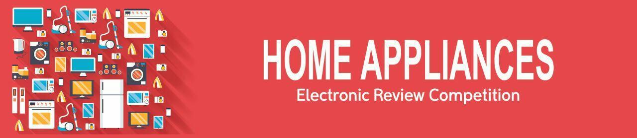 [Pengumuman Pemenang] Electronic Review Competition (Home Appliance)