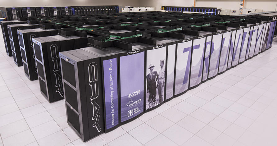 Ini gan 10 Superkomputer tercepat didunia