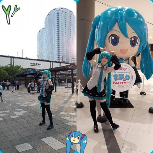 Bikin Meleleh, Inilah Cosplayer Hatsune Miku yang Buat Netizen Jepang Terpana