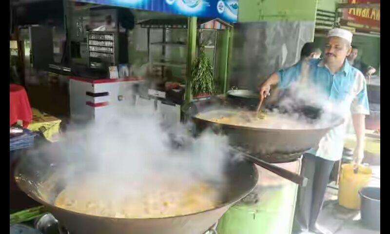 Ganja Sebagai Bumbu Kuah Beulangong Kuliner Tradisi Khas Aceh.